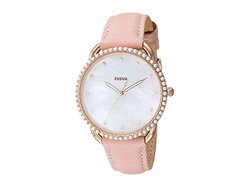 Fossil Women's Tailor - ES4546 Pink One Size