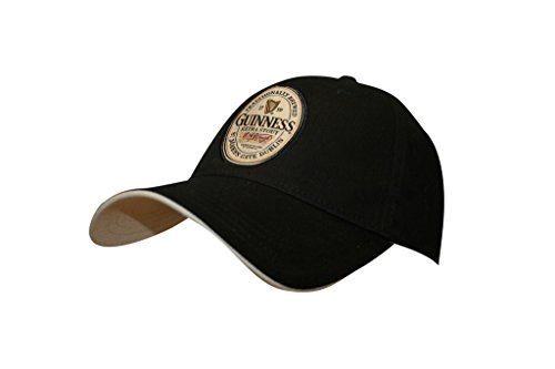 official-guinness-merchandise-english-label-capadjustable-black