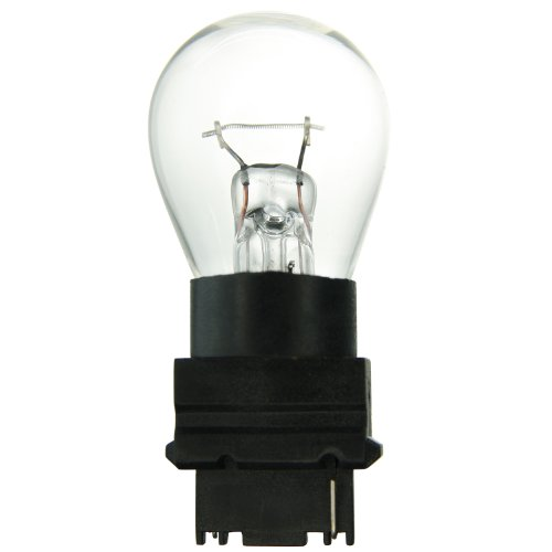 Sunlite 3156 26.9W/S8/12.8V/CL/PW 26.9-watt 12.8-volt Plastic Wedge Based Miniature S8 Bulb, Clear