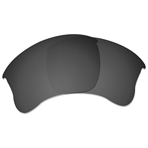 Dynamix Polarized Replacement Lenses for Oakley Flak Jacket XLJ - Multiple - Lenses Jacket Replacement Polarized Oakley Flak
