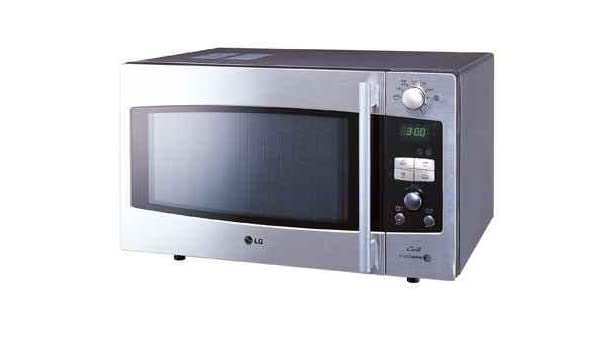 LG MG-5683 FLB - Microondas: Amazon.es: Hogar