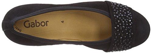 Pumps Shoes Schwarz 17 Damen 482 Schwarz 35 Gabor H1qnwI6CH
