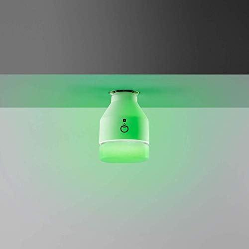 LIFX + - LED-Lampe - Form: A19 - E27 - 13 W (Entsprechung 75 W) - Klasse A+ - 16 Millionen Farben - 2500-9000 K - Pearl White