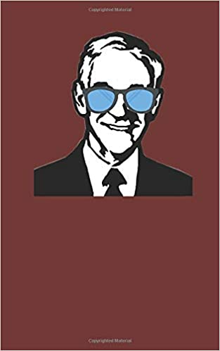 Ron Paul Sunglasses Notebook: Journal and Composition ...