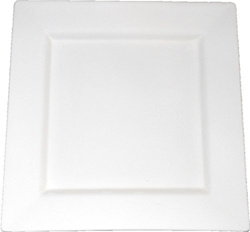 Dish Mold (Traditional Square Serving Dish - Small - Fusible Glass Slumping Mold)