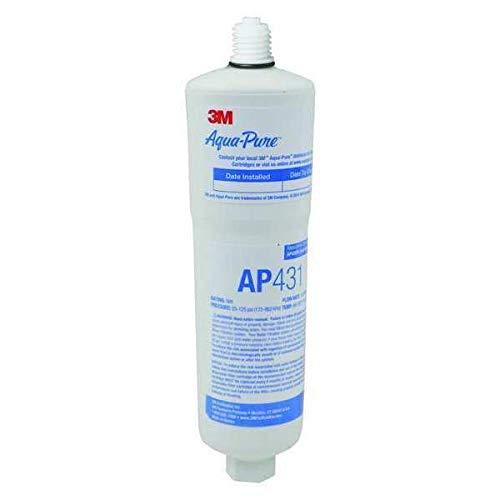 Aqua-Pure AP431, Hot Water Heater Scale Inhibitor System Replacement Cartridge by 3M Aqua-Pure