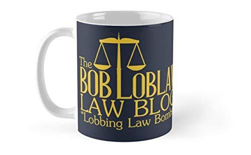 The Bob Loblaw Low Blog Mug(One Size) -