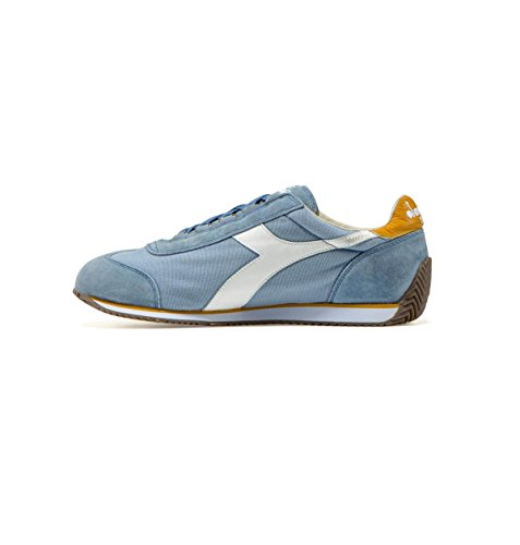 Sneakers Blu y Diadora 12 Heritage aZURE Stone Equipe Mujer Wash para Hombre vqwq4a