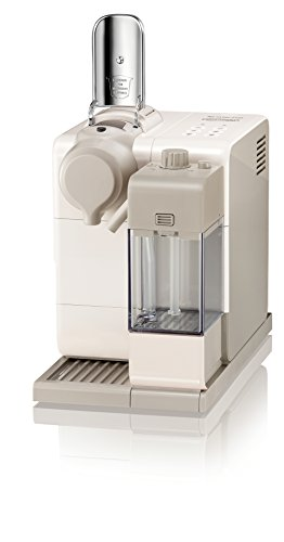 Nespresso Lattissima Touch Original Espresso Machine with Milk Frother by De'Longhi, Creamy White by DeLonghi (Image #2)