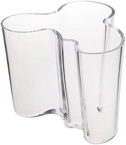 iittala Alvar Aalto Vase 120mm 4.74 Clear