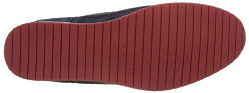 Derby Marine Zapatos para 10 Kickers de Hombre Cordones Azul Tumper w8ZZpaq7I