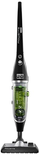 Rowenta RH7955WE Upright 0.9L 1800W A Black,Green vacuum cleaner - vacuum cleaners (Upright, A, Dry, Home, Carpet, Hard floor, G)