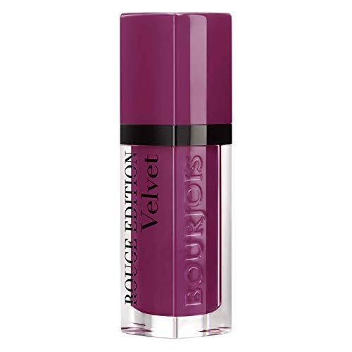 Bourjois Paris Rouge Edition Velvet Lipstick 7.7ml - 14 Plum Plum Girl