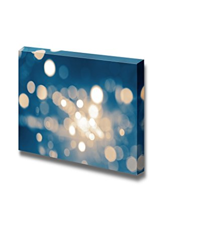 Defocused Blurred City Light Home Deoration Wall Decor ing
