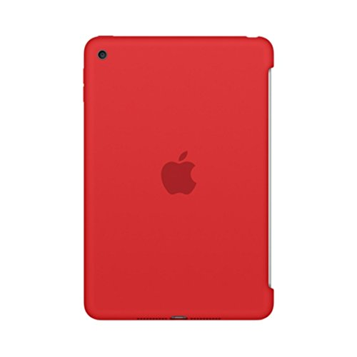 Apple iPad mini 4 Silicone Case - Red - Red Ipad Apple Case