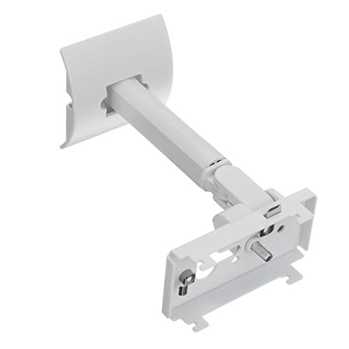 UB-20 Series II Steel Wall Mount Ceiling Bracket Stand Compatible with All Bose CineMate Lifestyle - Single Ceiling Bracket