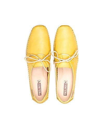 Zapatos De Sol Para Derby v19 W1r Pikolinos Roma Cordones Mujer PIxaHtRn