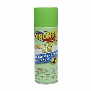 Pronto Plus Bedbug & Dust Mite Spray