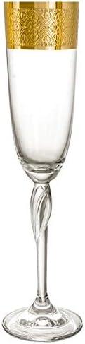 Fl/ûtes /à champagne Malak 20 cl x 2 Coffret