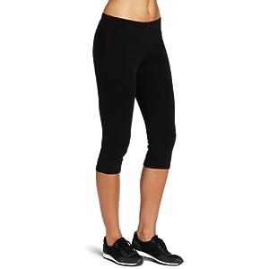Spalding Women's Capri Legging, Black, Small