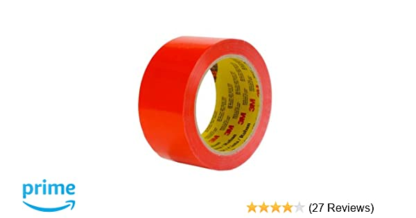 Amazon.com: Scotch Color Coding Tape 690 Red, 48 mm x 66 m, Conveniently Packaged (Pack of 1): Industrial & Scientific