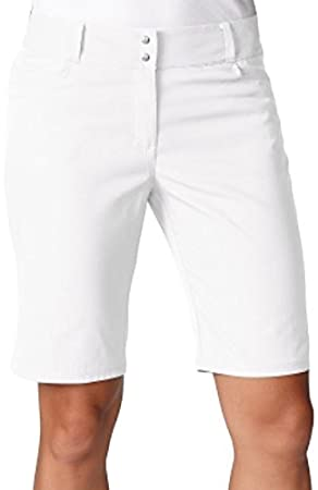 Shorts Size Women's Essentials White 12 Bermuda Lightweight Adidas wOIqAxf