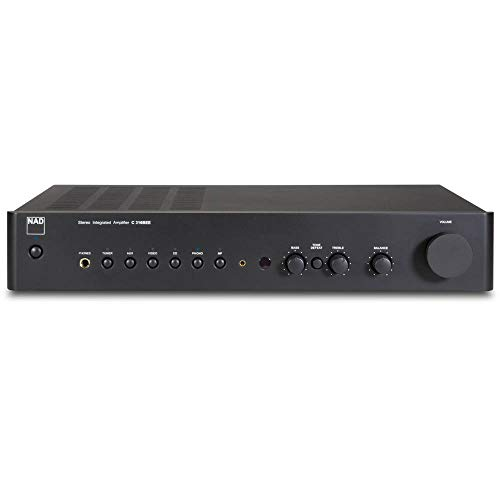 NAD C 316BEE Integrated Amplifier with Phono