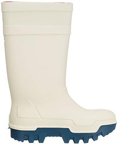 In Termici Bianco Thermo Stivali Bianco Dunlop Lavoro Da Acciaio Senza Sicurezza Completa Purofort C662143 Puntale SqFTR