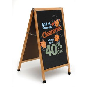 Retail Resource A-11 Sidewalk Marker Board