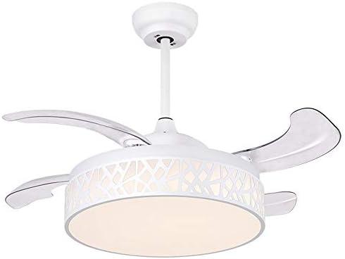 Kit de luces LED para ventilador de techo y mando a distancia 24 W regulable – 36 pulgadas para interior, comedor, sala de estar, dormitorio