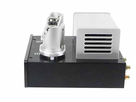 Gemtune YAQIN CD3 6N8P Stereo Tubo Tubo de actualización del procesador de audio Buffer: Amazon.es: Electrónica