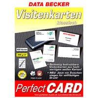 data becker visitenkarten-designer
