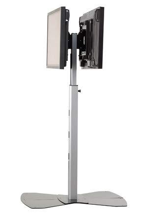 - Chief Mounts CHF-MF2UB 30-55 in. Universal Dual Display Floor Stand