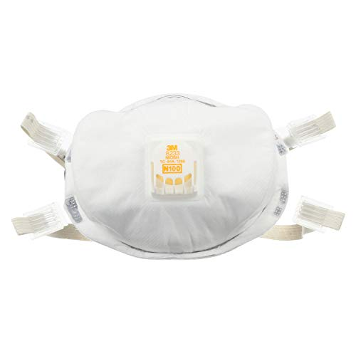 3M 8233 Particulate Respirator, N100 - Single Mask