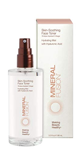 Mineral Fusion Facial Toner, Skin Soothing, 3.3 Ounce