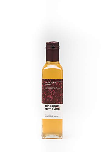 Small Hand Foods Pineapple Gum Syrup - 8.5 ()