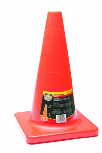 Honeywell Orange Traffic Cone RWS 50011