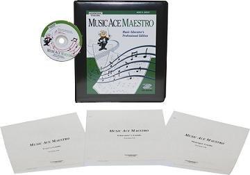 Harmonic Vision Music Ace Maestro Educator Network Version (30-Users)(Mac / Win)