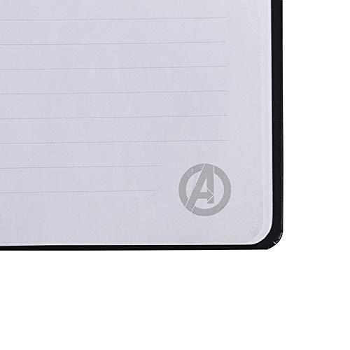 Marvel Avengers A5 Notebook - Equipo: Amazon.es: Oficina y ...