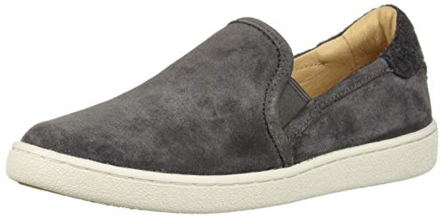 UGG Women's W CAS Sneaker Charcoal 6.5 M US, used for sale  Delivered anywhere in USA
