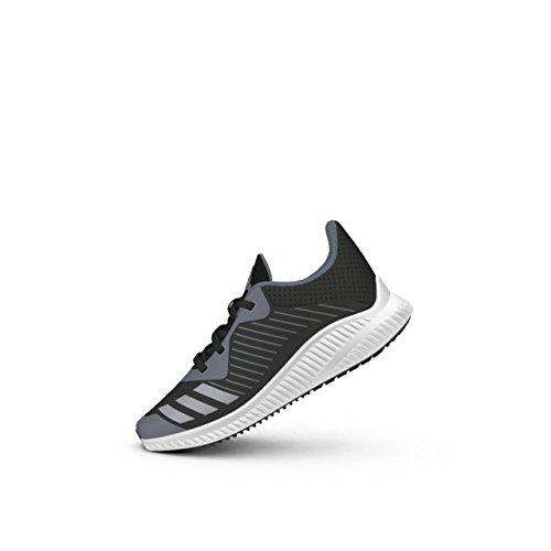 adidas FortaRun K - Zapatillas de deportepara niños, Negro - (NEGBAS/PLAMET/ONIX), 30