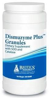 Dismuzyme Plus Granules 500 G - Biotics [Health and Beauty] (Dismuzyme Plus Granules)
