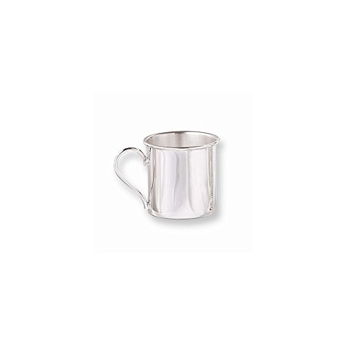 925 Sterling Silver Baby Cup Fine Jewelry Gifts For Women For Her - Baby Cups/sterling