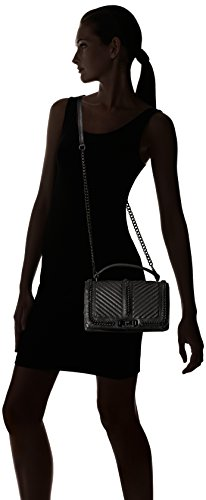 and Body with Black Handle Love Minkoff Top Chain Cross Rebecca Bag 0twUqxC