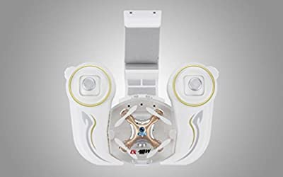 Tiean Cheerson Mini CX-10W-TX 2.4G 6-Axis Gyro RC Quadcopter HD Camera Wifi Drone by Tiean