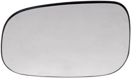 Dorman 56816 Volvo Driver Side Heated Plastic Backed Door Mirror Glass (Volvo Driver S40 Car)
