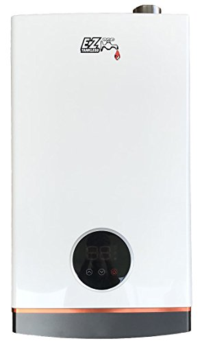 EZ Ultra HE Propane (LPG) Condensing Tankless Water - Direct Propane Gas Ignition Vent