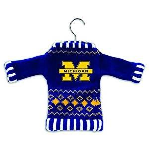 Michigan Wolverines 5 1/2'' Knit Sweater ()