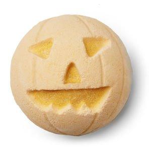 Lush Halloween Bath Bomb | Amazon Com Lush Pumpkin Halloween Bath Bomb Bath O Lantern Limited