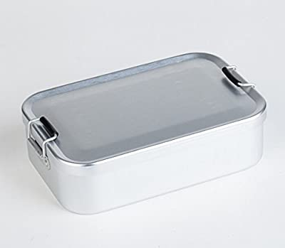 Adventurer Aluminum Survival Kit Box by Shipao